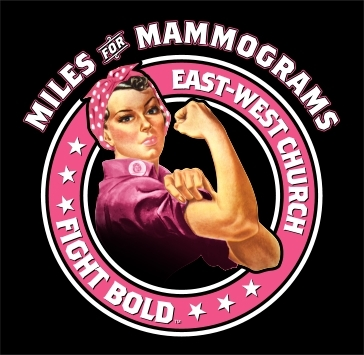 WALK/RUN to fund mammograms