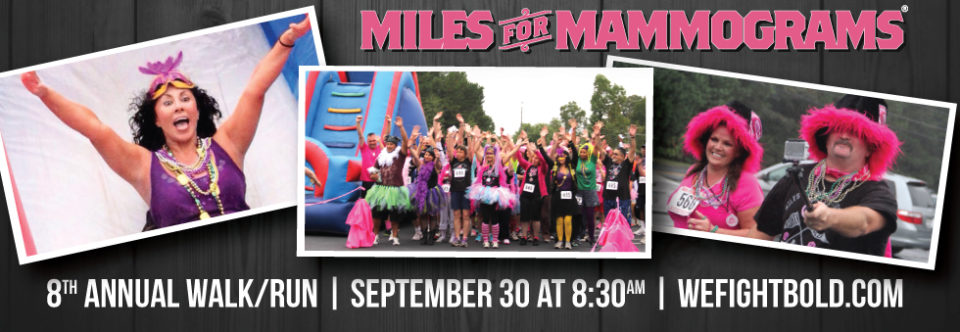 Miles for Mammograms®